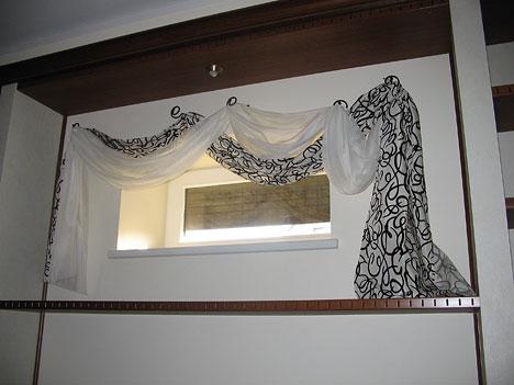 Шторы для кухни пошив с выкройками фото 230